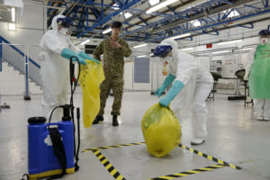 Safely_disposing_contaminated_waste_in_the_fight_against_Ebola_(15649902677)
